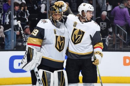 Golden Knights top Kings in Game 3, one win from advancing