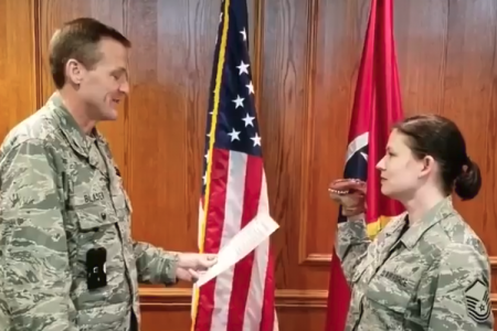 Tennessee Air National Guard Dinosaur Puppet Video: What Were They Thinking?