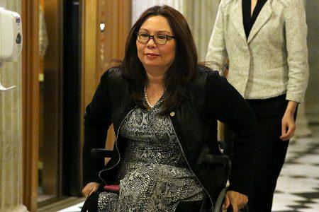 GOP senators raise concerns about babies on Senate floor