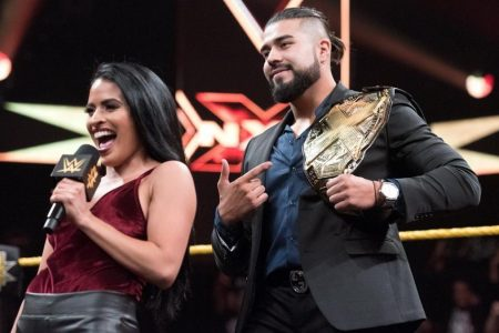 Meet Andrade Almas, Authors of Pain and WWE's Newest NXT Call-Ups After Shake-Up