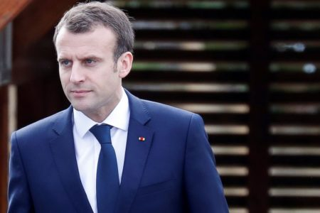 'We have the proof' Syria used chemical weapons, French President Emmanuel Macron says