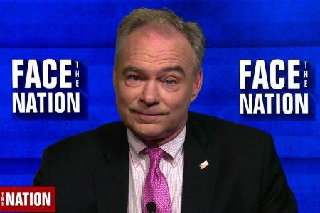 "Sen. Tim Kaine to vote ""no"" on Mike Pompeo's nomination as secretary of state"