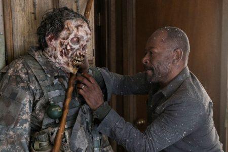 Fear the Walking Dead: Lennie James breaks down the season premiere