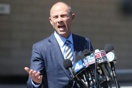 Stormy Daniels' Lawyer Michael Avenatti Challenges Sean Hannity to On-Air Face-Off
