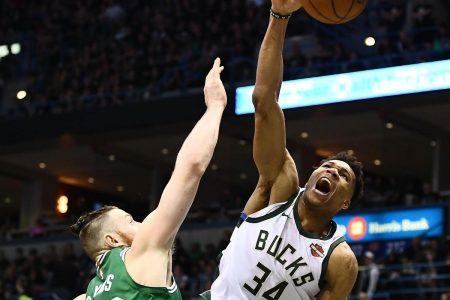 Giannis Antetokounmpo, Bucks Destroy Celtics 116-92 to Cut Series to 2-1