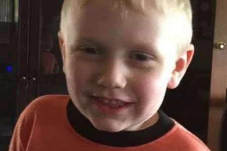 911 call from father who allegedly killed son released, as search for boy's body continues