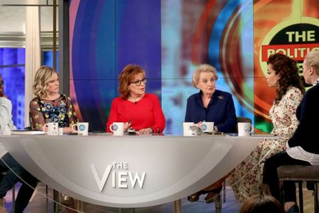 Former Secretary of State Madeleine Albright says Trump is 'most undemocratic president' in US history