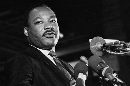 Only One Official Eulogy Was Delivered at Martin Luther King Jr.'s Public Funeral. Read the Full Text Here