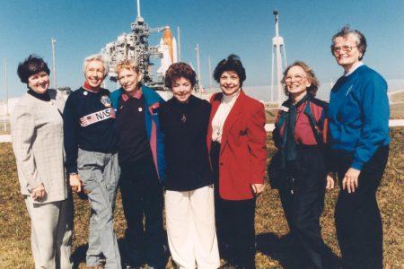 Mercury 13: Gene Nora Jessen on Netflix's New Documentary, Women in Space, Aviation