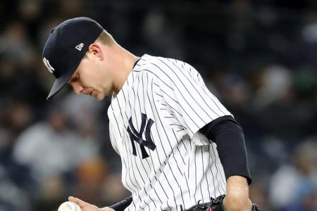 Yankees Lose to Blue Jays as Sonny Gray Falters Again
