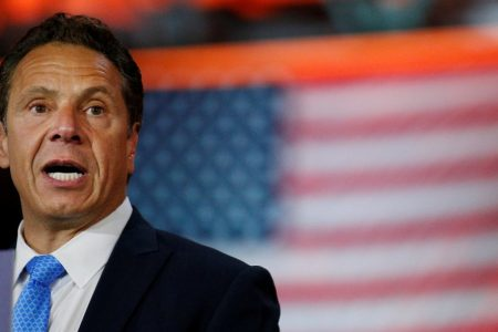New York's governor is restoring voting rights to some 35000 parolees