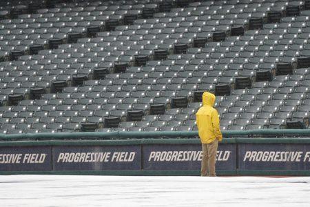 Rain postpones Blue Jays-Indians again