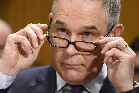 Watchdog: Pruitt's chief of staff responsible for aides' controversial raises