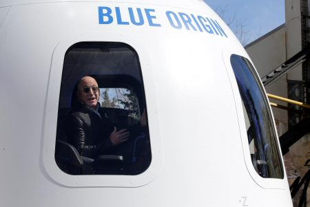 Jeff Bezos's Blue Origin: Successful 'New Shepard' Test Flight Brings Amazon Boss Closer to Space Tourism