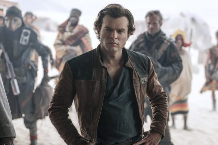 'Solo: A Star Wars Story' Gets a New Trailer