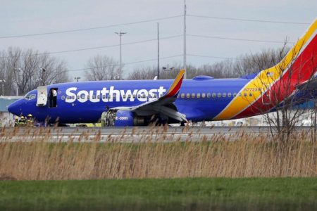 Passenger on deadly Southwest flight files lawsuit: 'She prayed and feared for her life'