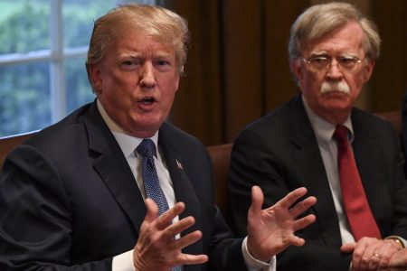 Another official to leave White House National Security Council as Bolton builds his team