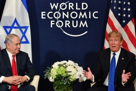 Trump asked Netanyahu if he actually cares about peace: report