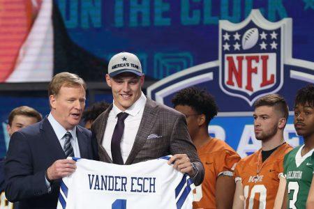 Cowboys go linebacker, not receiver, get Boise's Vander Esch