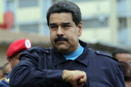 Texas GOP lawmaker visits Venezuela to meet with Maduro