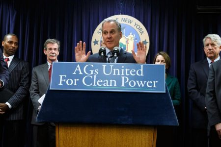 With Schneiderman Out, Environmental Fight Loses a Prominent Voice