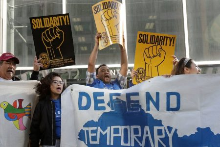 Trump Administration Ends Protected Status for Thousands of Hondurans