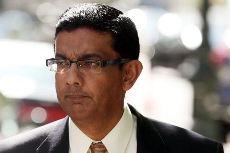 Trump Pardons Dinesh D'Souza, Weighs Leniency for Rod Blagojevich and Martha Stewart