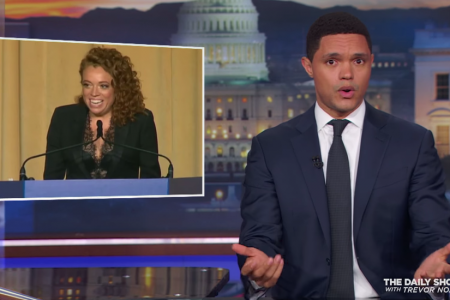 Michelle Wolf's Old Late-Night Bosses Come to Her Defense