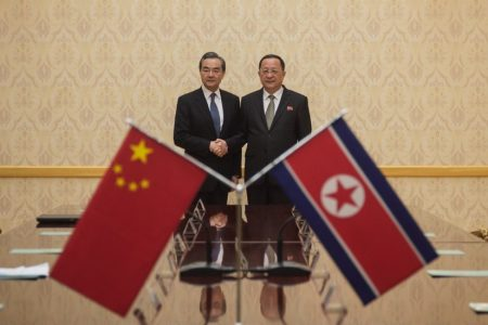 China Moves to Steady Ties With North Korea Before Trump-Kim Meeting