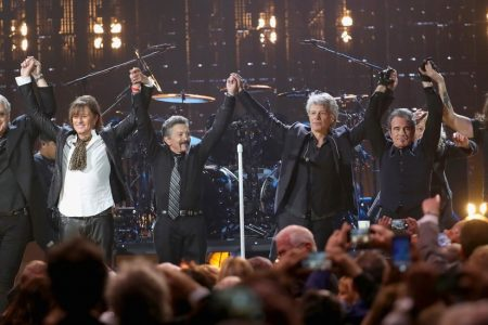 What's on TV Saturday: The Rock & Roll Hall of Fame Induction and 'Warrior'