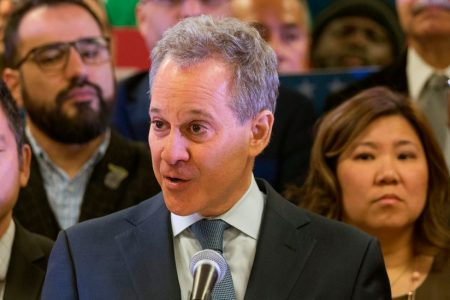 Eric Schneiderman's Rise, and Abrupt Fall
