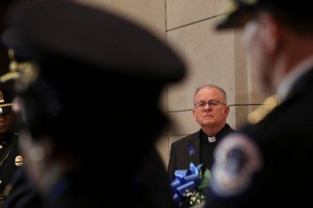 Paul Ryan Swears Father Conroy Back In as House Chaplain