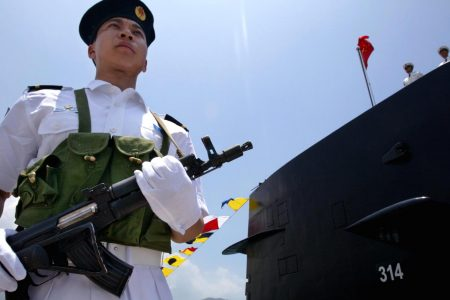 China upped the ante by installing missiles at key South China Sea outposts. Warplanes are likely next