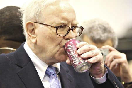 Warren Buffett used to drink Pepsi and 7 other surprising facts about the billionaire