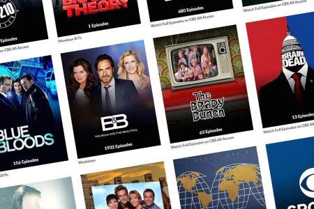 CBS tops estimates on healthy ad sales