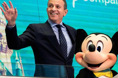 Disney sees studio revenue soar 21% after 'Black Panther' crushed expectations