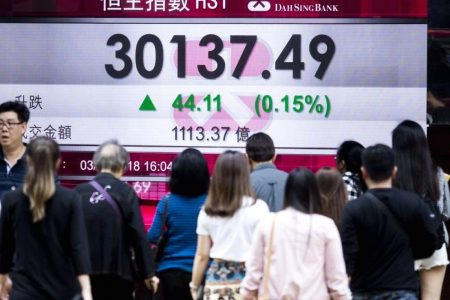 Asia markets advance as investors digest weekend US-China trade developments