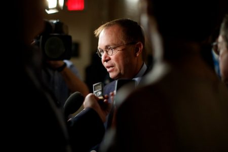Mulvaney Demotes Unit That Polices Student Loans in Consumer Bureau Reshuffle