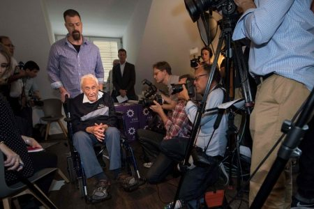 David Goodall, 104, Australian Scientist Who Advocated Assisted Dying, Ends His Life