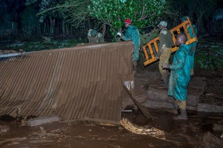 Kenya Dam Break Wipes Out Villages, Killing Dozens