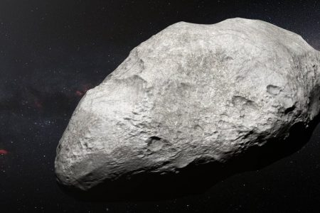 This Asteroid Shouldn't Be Where Astronomers Found It