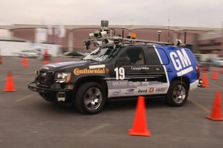 SoftBank Calls Shotgun With GM Driverless Bet