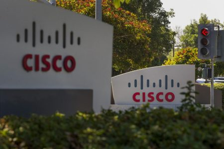 Cisco Sales, Profit Lifted by Corporate Spending on Networks