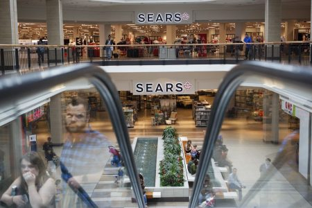Sears Buoyed by Plan That Analyst Sees as Bankruptcy Hint
