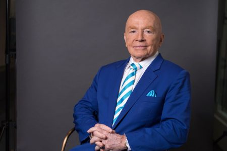 Mark Mobius Quits Retirement to Set Up New Firm