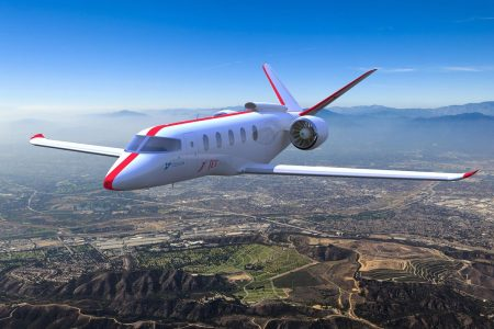 Boeing-Backed Startup Targets 2022 Debut for Electric Plane