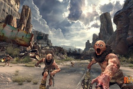Update: Bethesda Continues Teasing Possible Rage 2