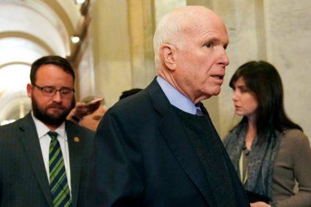 White House Refuses to Apologize for Kelly Sadler's Joke About McCain