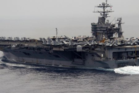 US Navy re-establishes Second Fleet amid Russia tensions