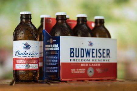 Budweiser releases new beer based on George Washington's handwritten recipe